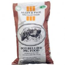 Allen and Page Pot Bellied Pig 20kg